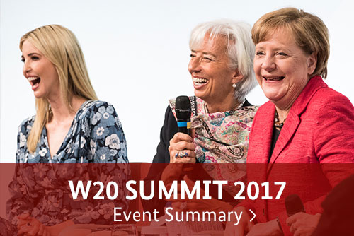 W20 Summit - Event Summary